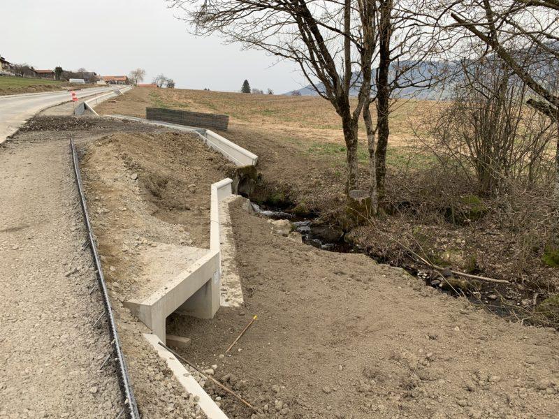 Barrière à amphibiens